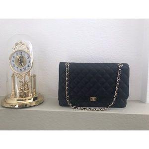 Handbags - Leather bag Purse .